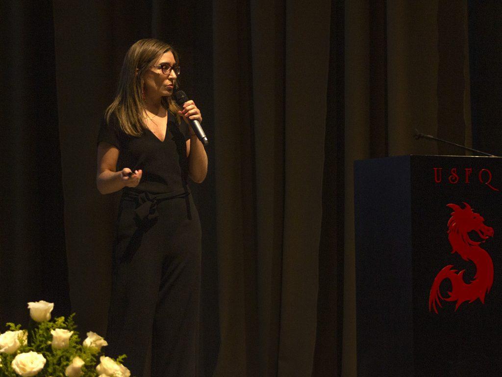 Daniela Espinosa, CEO y Co founder Kushki. Fotografía: Juan José Sebastián