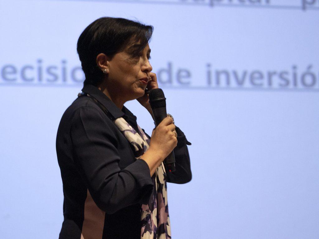 Gabriela Sommerfeld, Miembro del Directorio CCQ. Fotografía: Juan José Sebastián