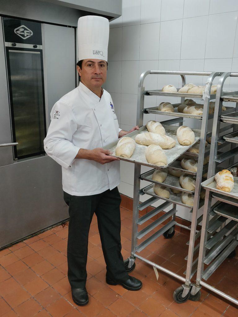 Chef del CHAT: Milton Cepeda