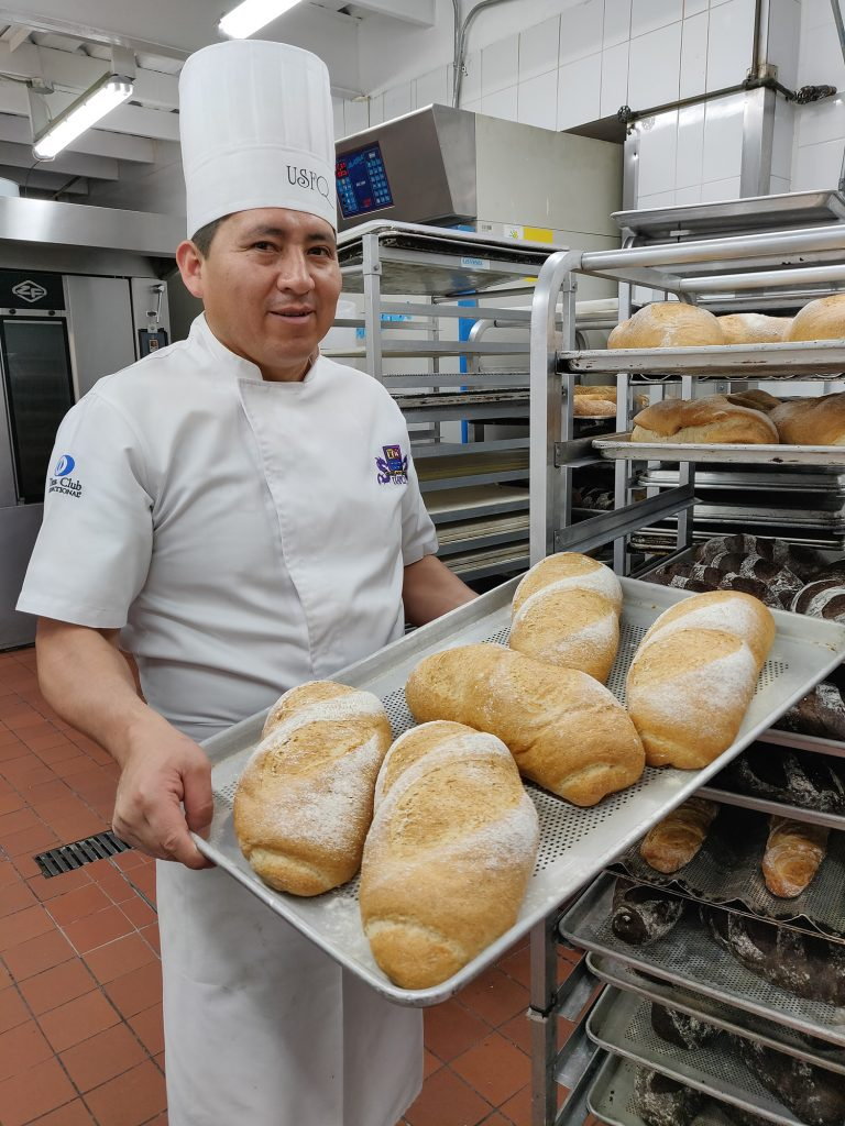 Sous chef del CHAT: Diego Alcocer