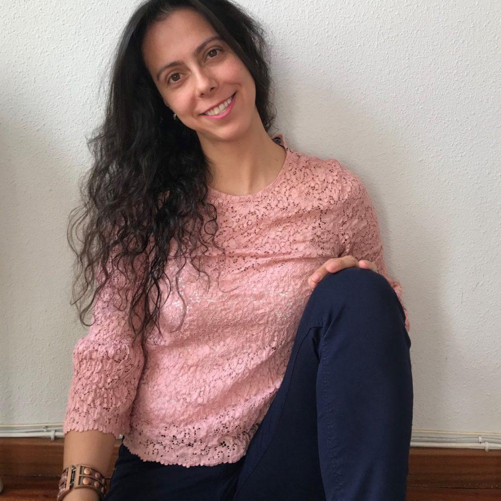Daniela Rivadeneira.