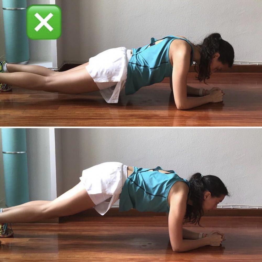 Un ejemplo de ejercicio de Fitminow.