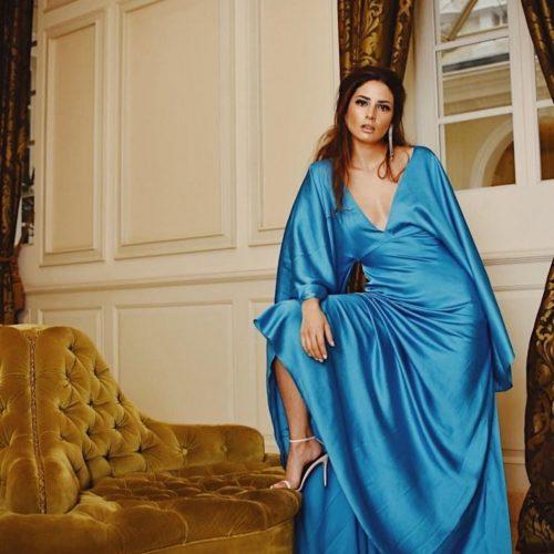 """""""La moda tiene que ver con la cultura y la cultura tiene que ver con quien somos…"""", Manuela Echeverri. Créditos: Manuela Echeverri"""