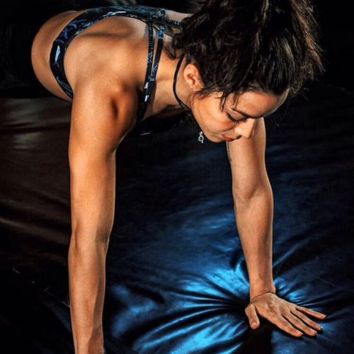 Las dos grandes pasiones de Nicoles, son: la mente y el Personal trainer. Créditos: Nicole Chávez